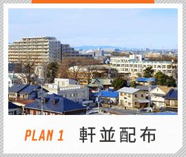 PLAN01:軒並配布