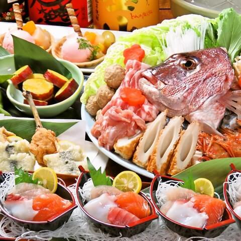 旬鮮・お肉・個室宴会 食彩だいにんぐ  はるひ 加古川本店